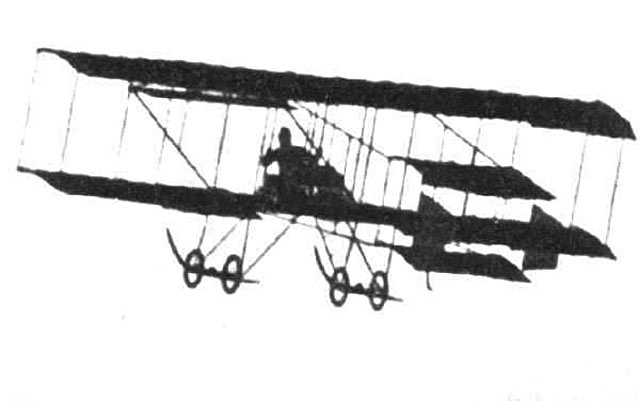 1904 - Air Race with a prize of £10,000