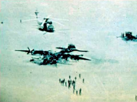 24-25 April 1980 - Operation Eagle Claw or Evening Light: The Iran Hostage Rescue Mission