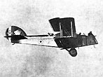 1919 - Boulton Paul Bourges / P.7  - A -snap- from another aeroplane during a test flight. (Журнал - Flight за 1919 г.)