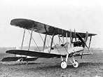 Royal Aircraft Factory BE2C 1919. (Photo by Canadian Forces)