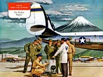 From Tokyo to Thule the Air Force meets the Solar Serviceman (1956)