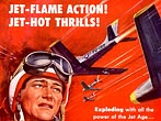 Jet-Flame Actions! Jet-Hot Thrills!
